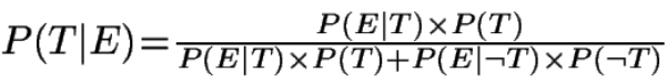 Bayes Equation