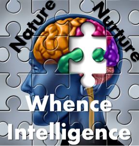 Nature vs Nurture in Intelligence
