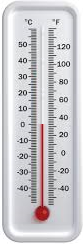Thermometer at Freezing