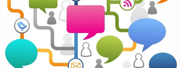 Social Dialog Bubbles