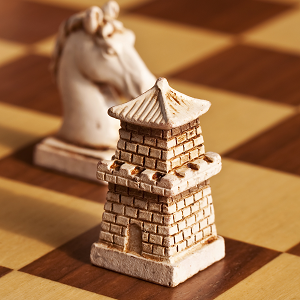 Chess Ivory Tower